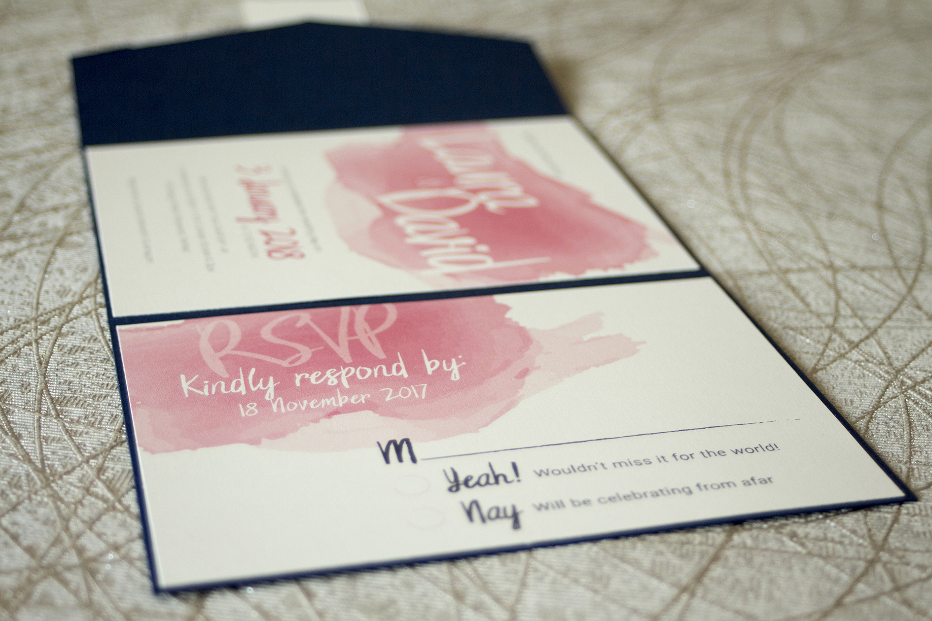 A guide to the most unique wedding invitations - Forevermore ...