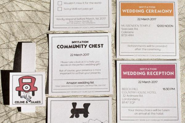 Wedding sample - Monopoly 5